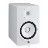 "Yamaha HS8 W Powered Studio 8"" Monitor 120W Amplified Speaker - WHITE"